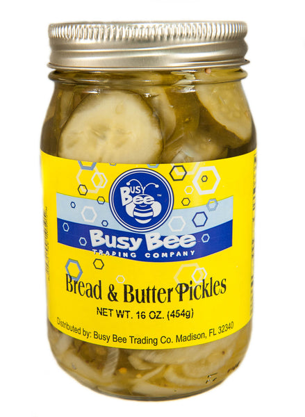 Bread & Butter Pickle Slims