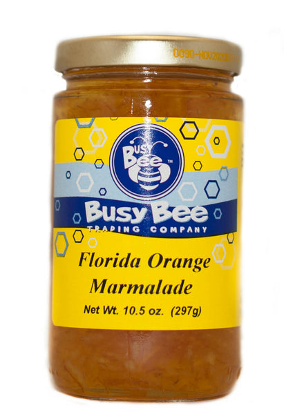 Florida Orange Marmalade