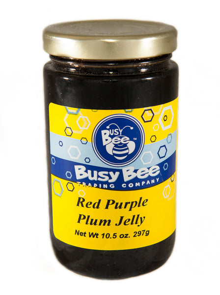 Red Purple Plum Jelly