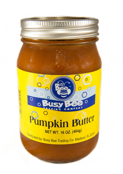 Pumpkin Butter (9.5oz jar)