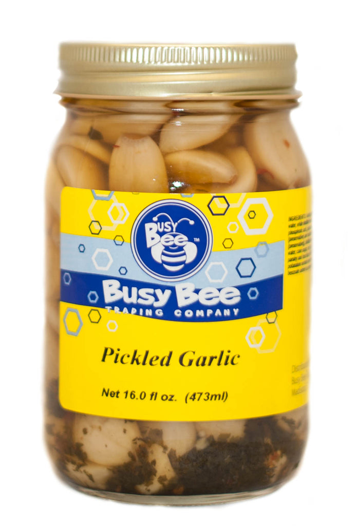 Pickled Garlic