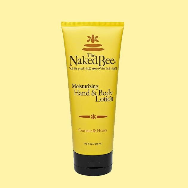 The Naked Bee Hand and Body Lotion Coconut & Honey