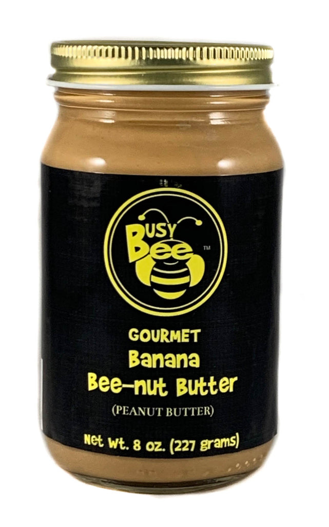 Banana Bee-Nut Butter