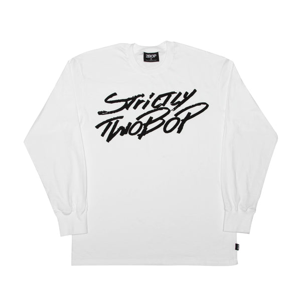 Strictly 2Bop LS // White