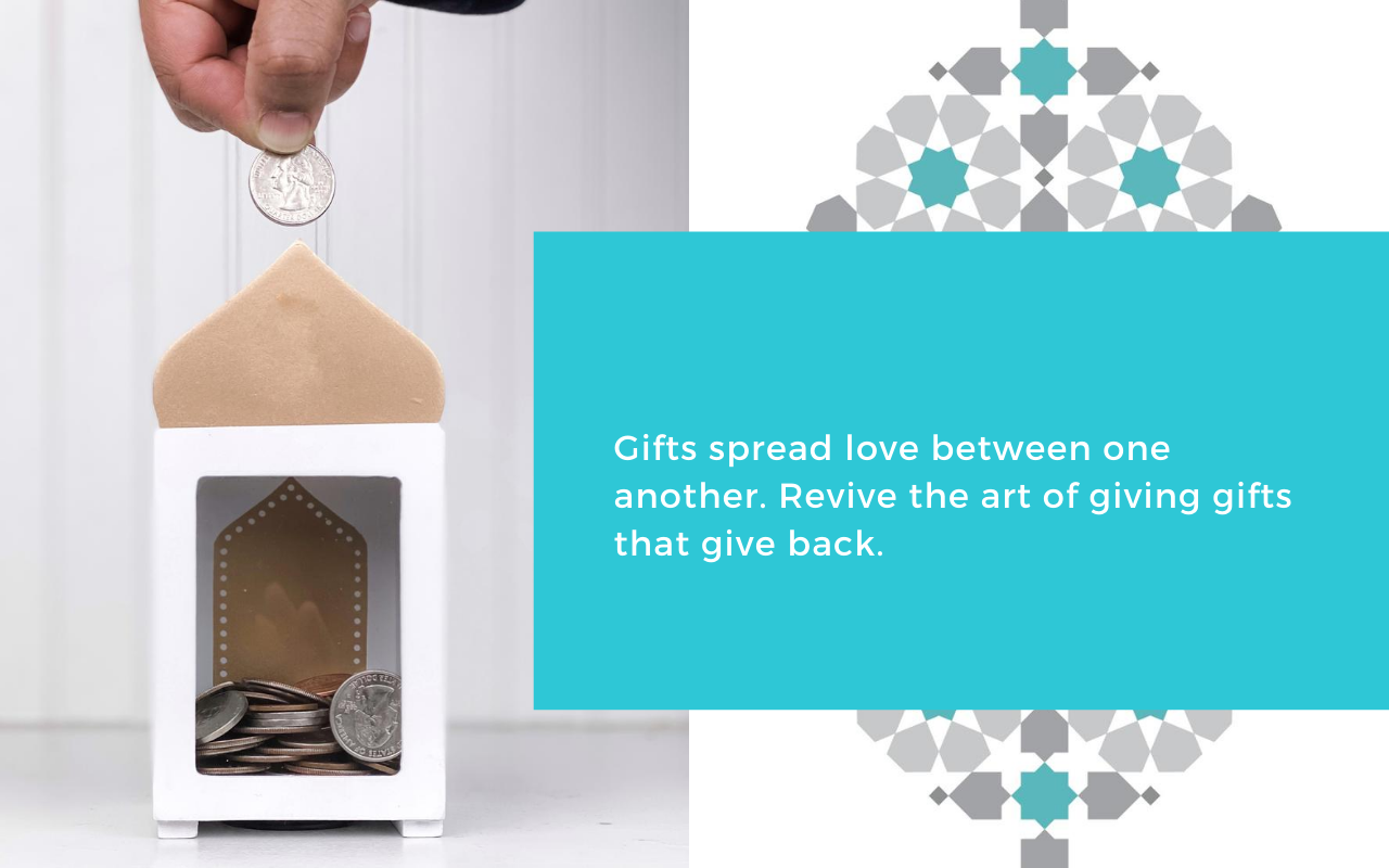 Islamic gift | Gifts for Muslims | WithASpin