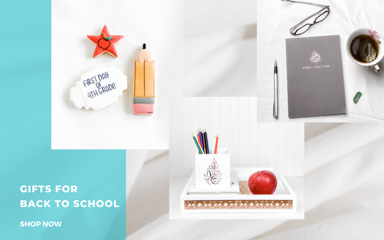 Islamic gifts - Back to school