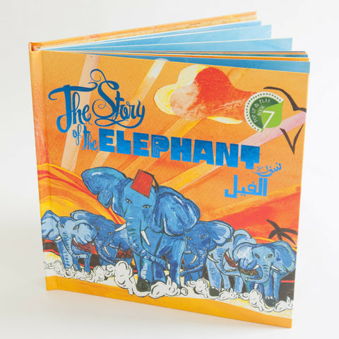 Quran Story Book - The Story of The Elephant, Surah Al-Feel