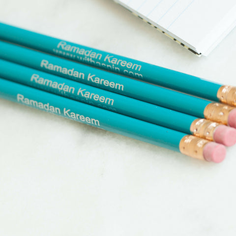 Ramadan Pencil | Ramadan party favor
