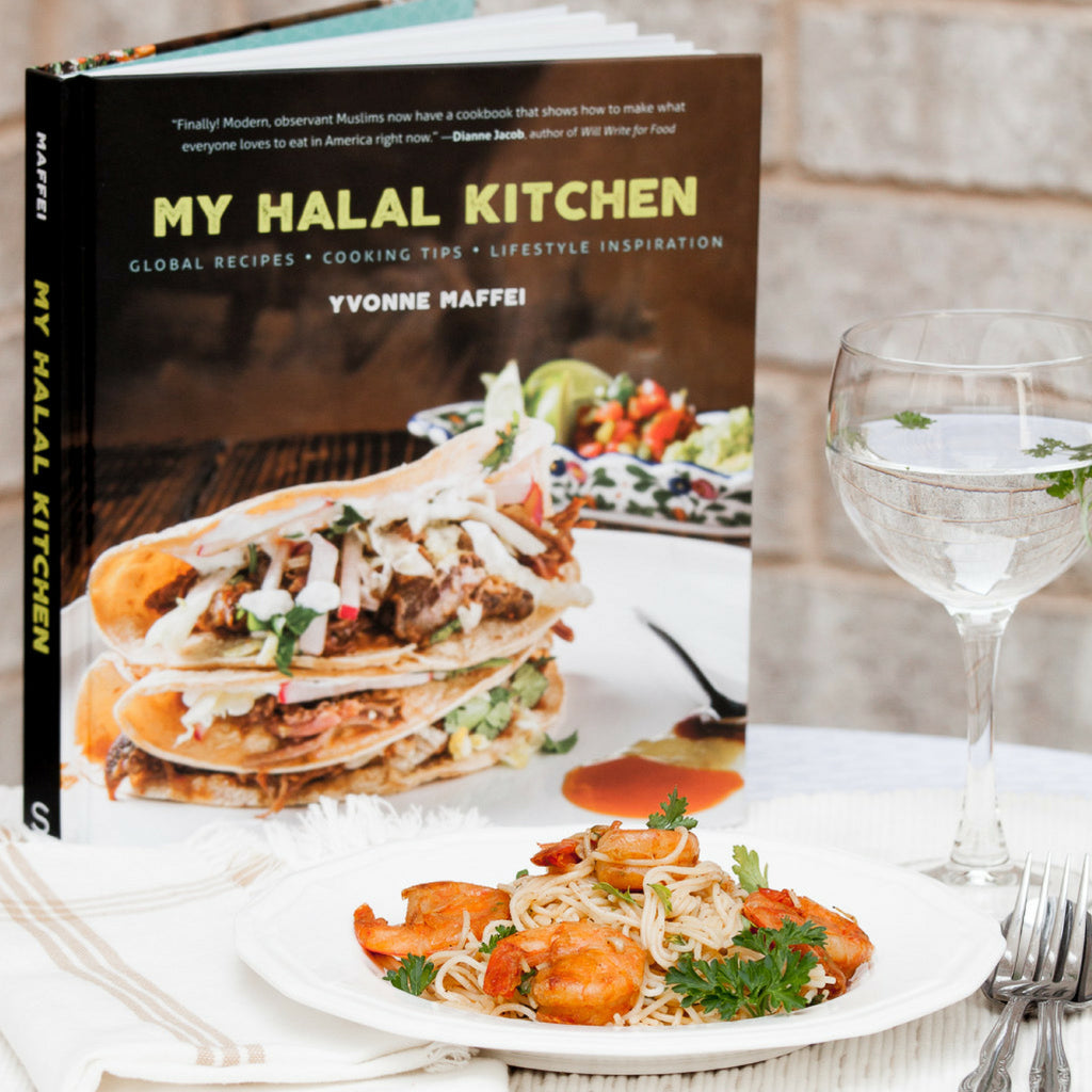 Halal cook book halal recipe book with a spin my halal kitchen global recipes cooking tips and lifestyle inspiration forumfinder Images