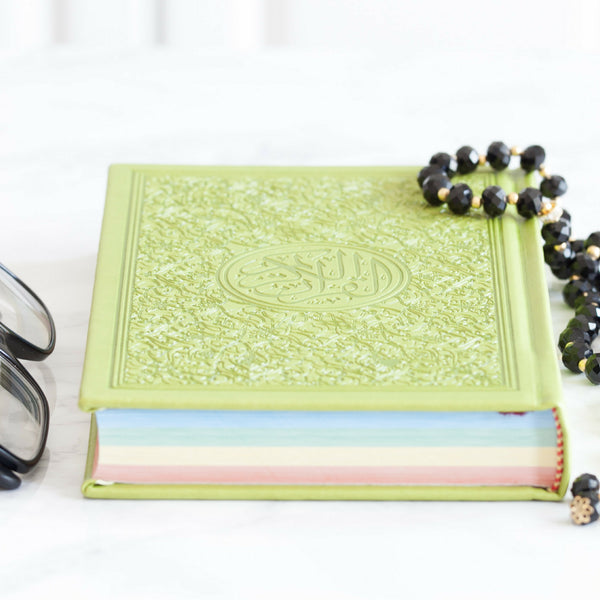 Color pop Holy Quran - Green