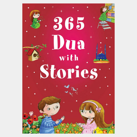 365 Dua with Stories | Storybook for Muslim Children