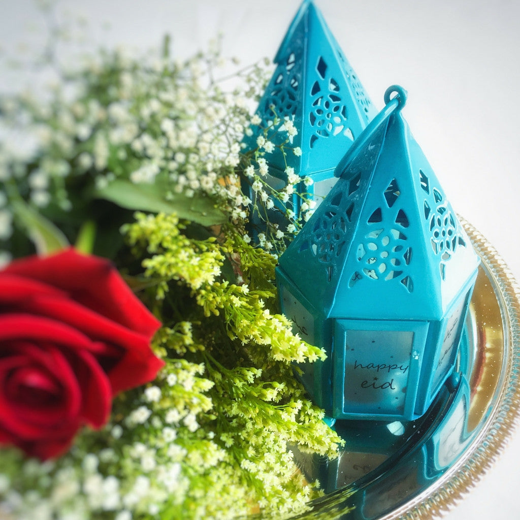 Eid home decor - Mini Eid lantern