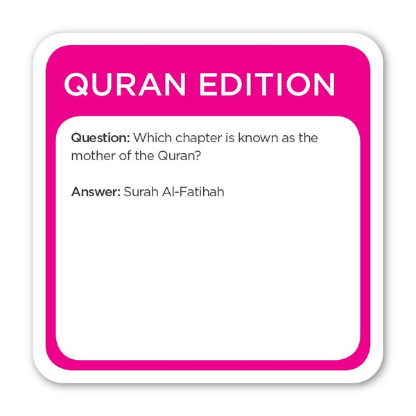 5Pillars Quran Trivia Burst - Islamic games