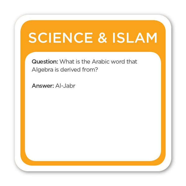 Islamic games - Science and Islam trivia Burst