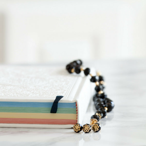 Rainbow Holy Quran - White