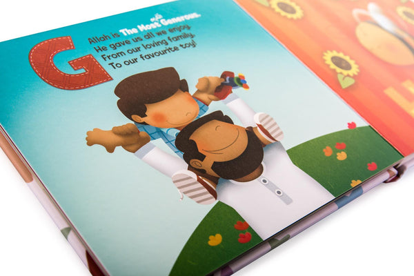 Islamic books for toddlers | shop.withaspin.com