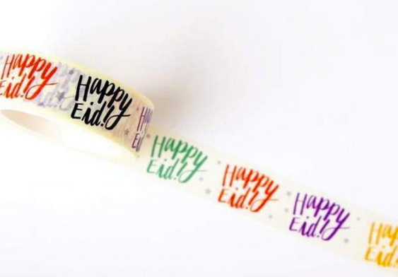 Happy Eid Tape - Colorful