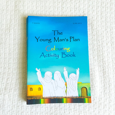 The Young Man's Plan – Islamic Coloring Activity Book