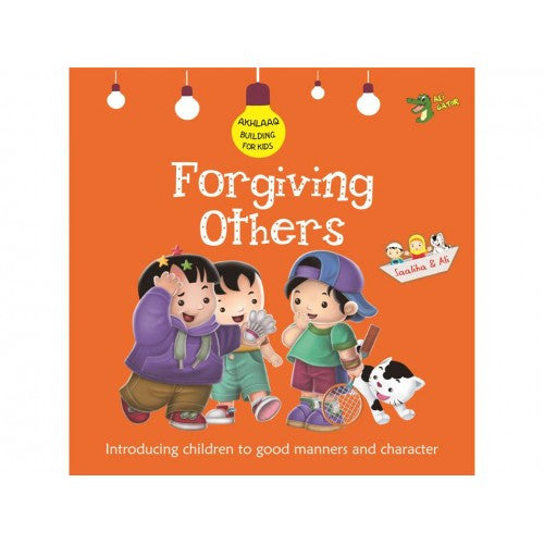 Forgiving Others | Akhlaaq Building Series
