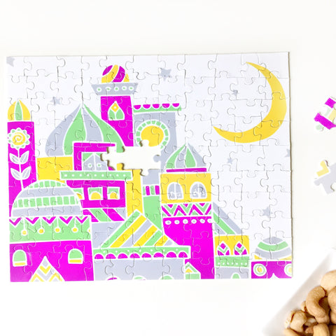 Jigsaw puzzle | Islamic gift