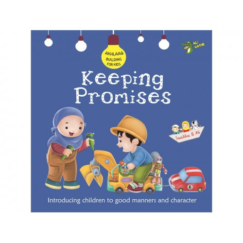 Keeping Promises - Children's character building book