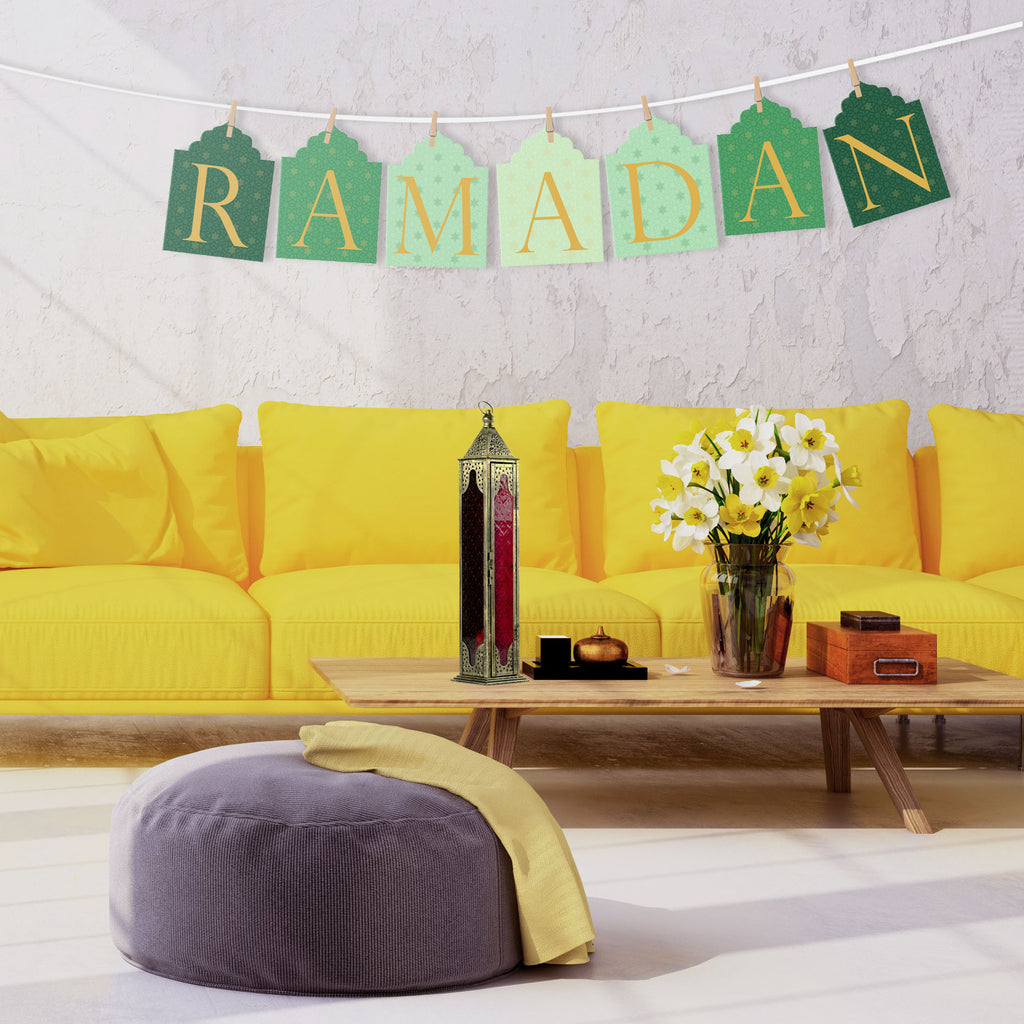 Ramadan Decoration – With A Spin