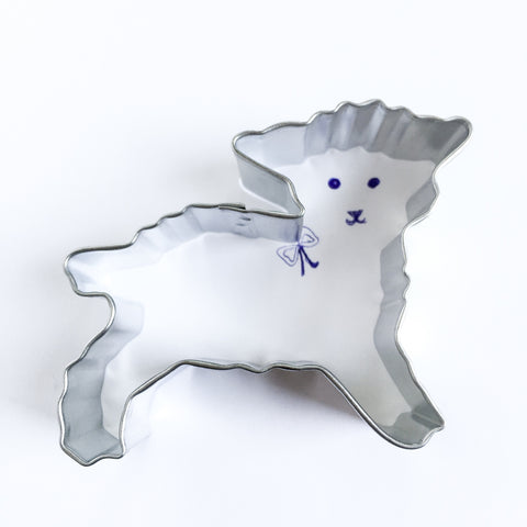 Lamb Cookie cutter | Sheep Cookie cutter