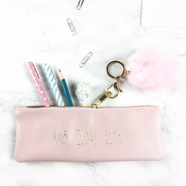 Smile it's Sunnah pen and pencil pouch