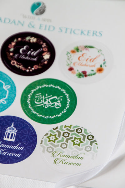 Ramadan and Eid Sticker