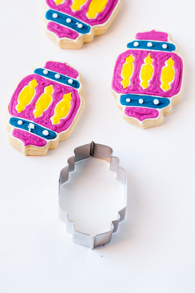 Lantern Cookie Cutter