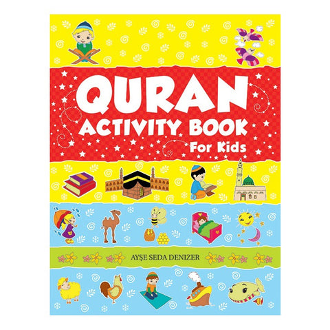 Quran Activity Book | Islamic Activity Books for Children