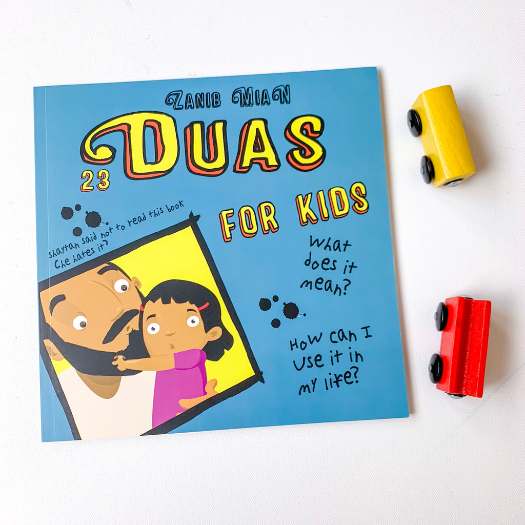Duas for Kids - Islamic Books for children