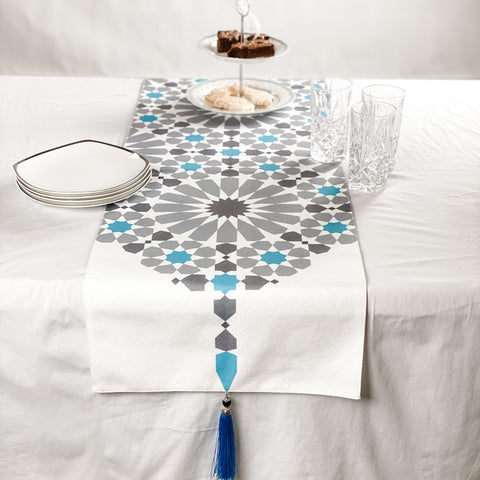 Eid Table Runner - Ramadan Table Runner