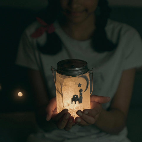 Barakahville DIY Lantern Craft Kit