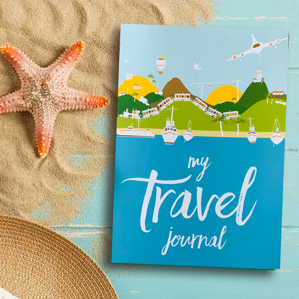 My Travel Journal | A Travel Adventure Journal for Children