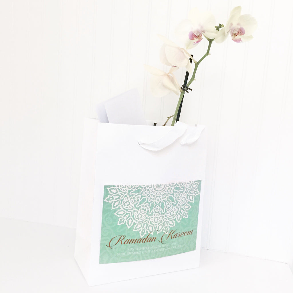 Gift packaging for Ramadan