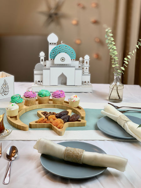 Islamic table centerpiece