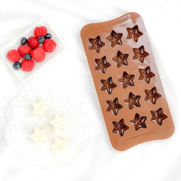Ramadan and Eid chocolate mold - Star candy mold