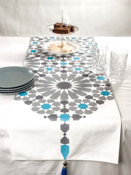 Ramadan Table Runner - Eid Table Runner