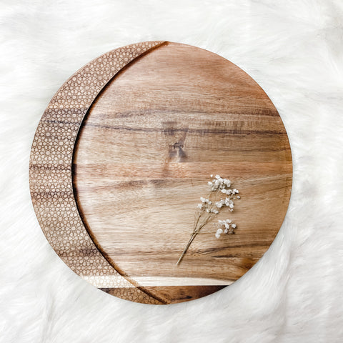 Luna Serving Board