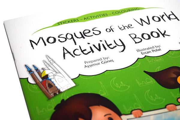 Islamic activity book for children