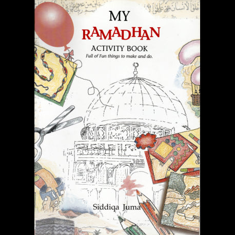 Ramdan Activity book | Islamic activity book