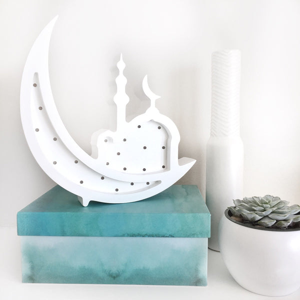 Muslim nursery home decor
