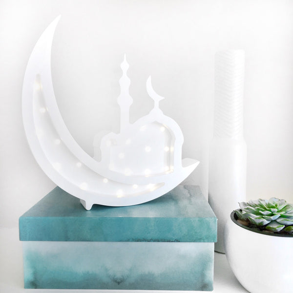 Islamic Home Decor | Nursery nightlight