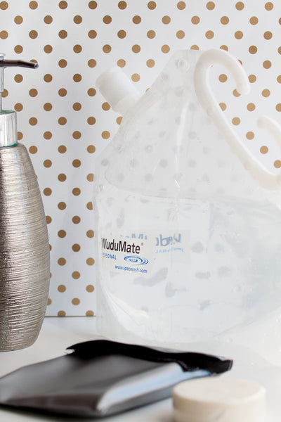Wudu Pal - On the go istinja kit | Wudu Mate