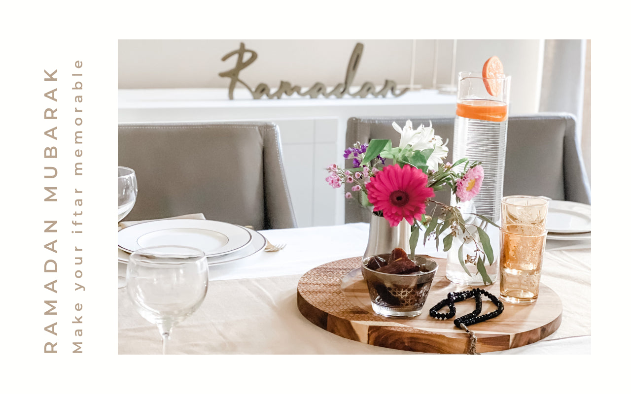 Ramadan decorations and gifts