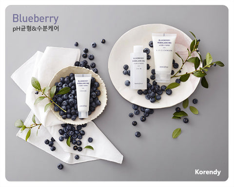Innisfree - Blueberry Rebalancing Cleansing Water 200ml