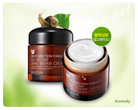 Mizon - All in one snail repair cream 75gr
