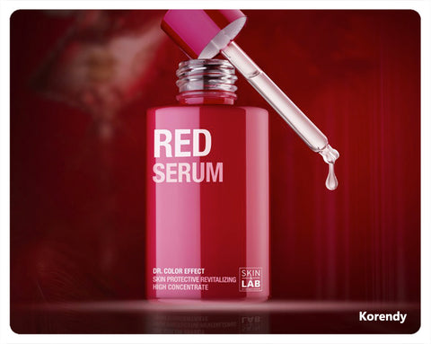 Skin&Lab - Dr. Color Effect: Red Serum 40ml