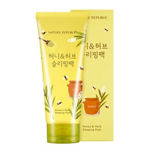 Nature Republic - Honey & Herb Sleeping Pack 155ml